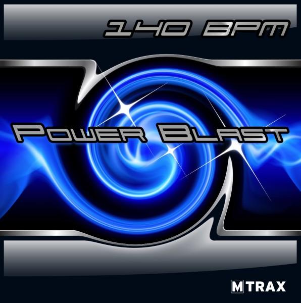 140 BPM Power Blast | MTrax Fitness Music