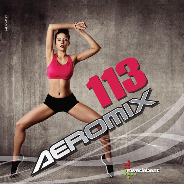 Aeromix 113 - MTrax Fitness Music