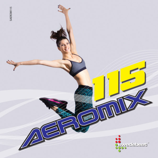 Aeromix 115 - MTrax Fitness Music