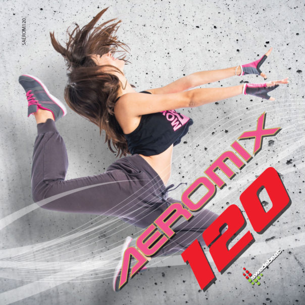 Aeromix 120 - MTrax Fitness Music