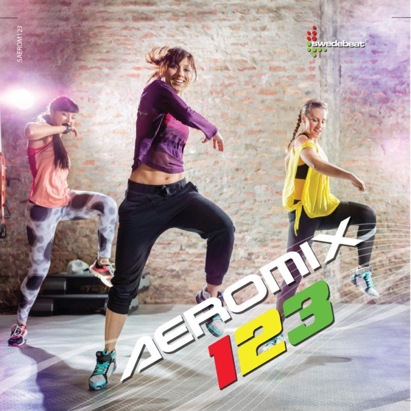 Aeromix 123 - MTrax Fitness Music