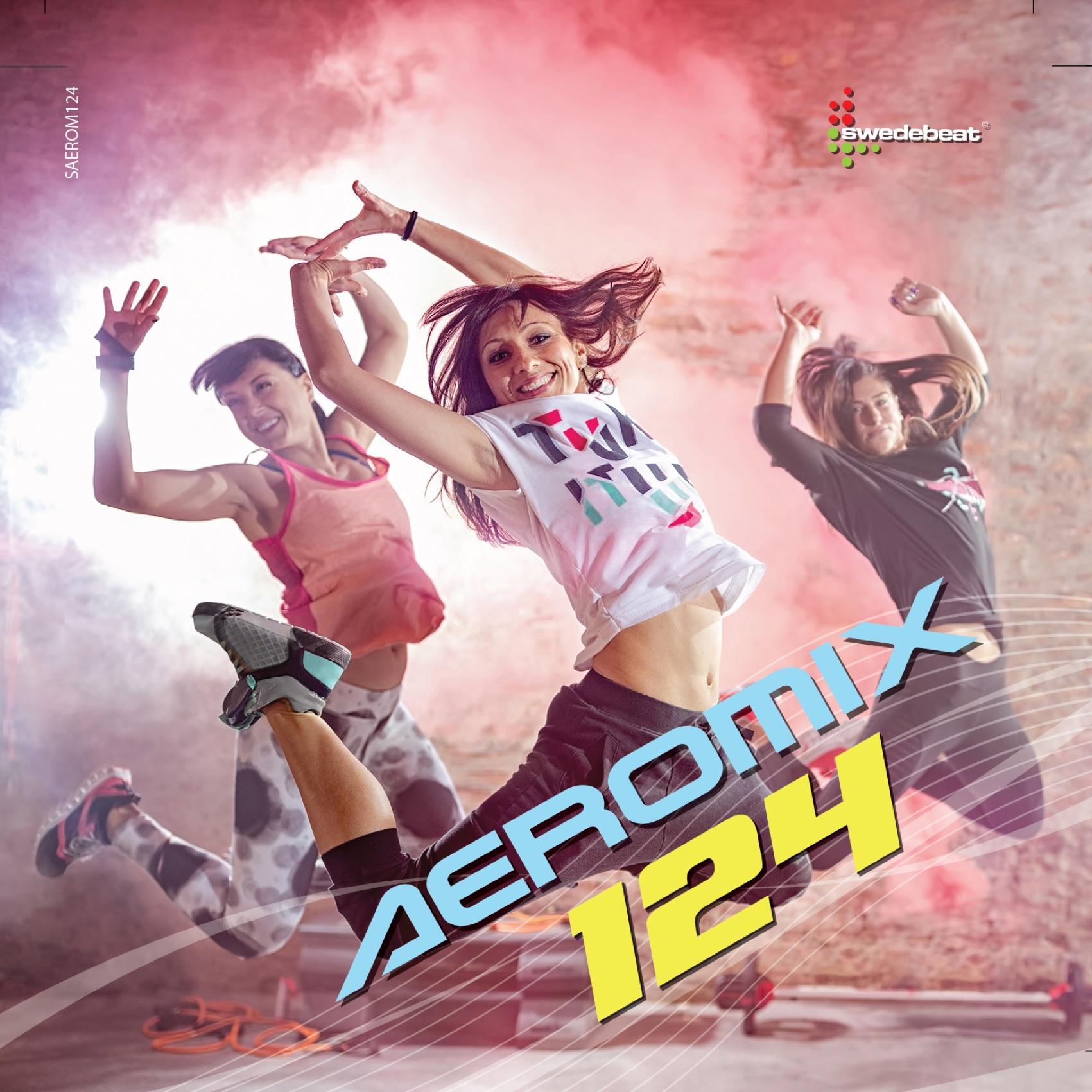 Aeromix 124 - MTrax Fitness Music