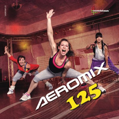 Aeromix 125 - MTrax Fitness Music