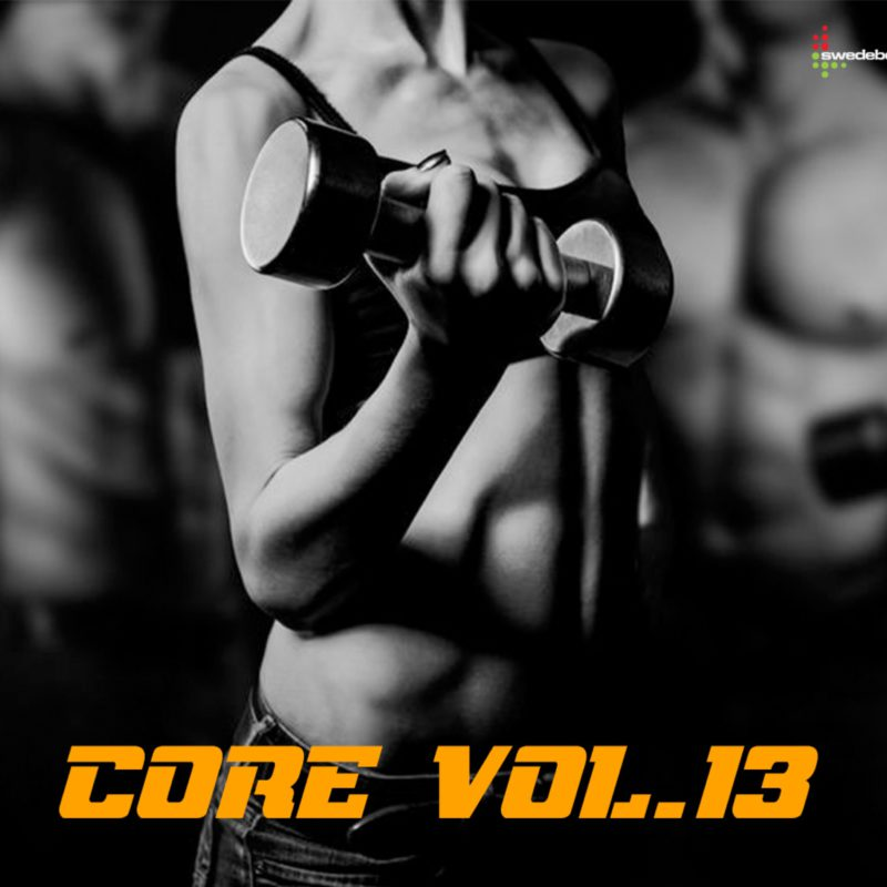 Aeromix Core 13 - MTrax Fitness Music