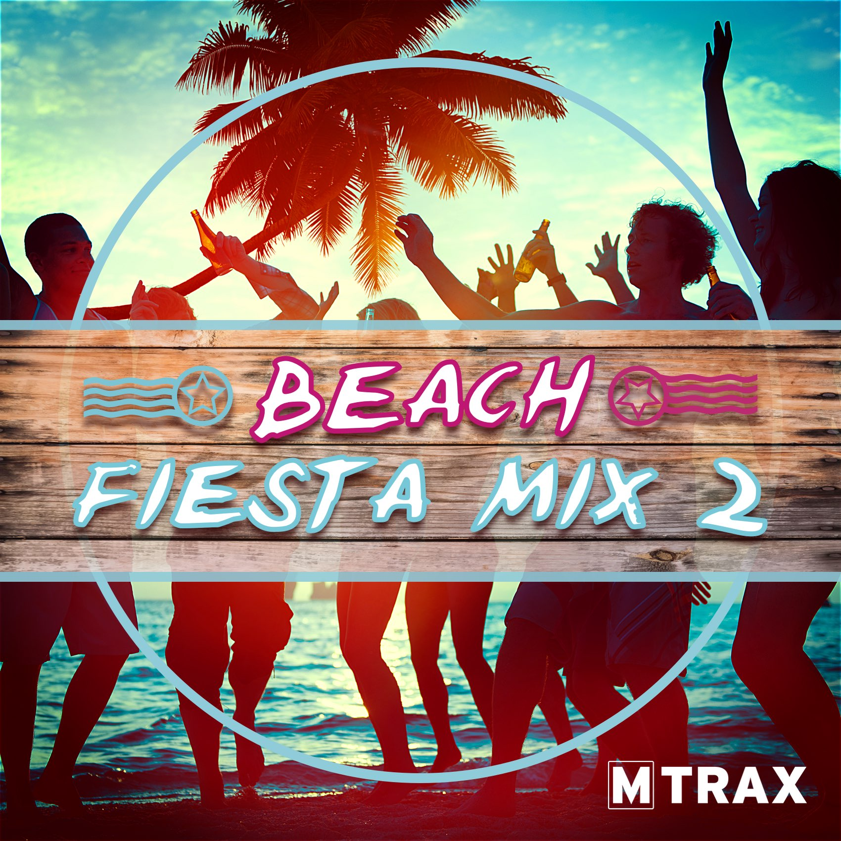Beach Fiesta Mix 2 - MTrax Fitness Music