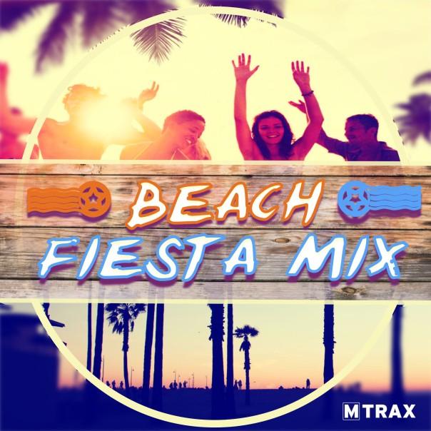 Beach Fiesta Mix - MTrax Fitness Music