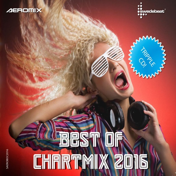 Best of Chartmix 2016 - MTrax Fitness Music