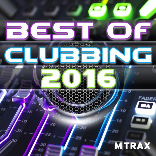 Best of Clubbing 2016 - MTrax Fitness Music