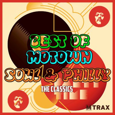 Best of Motown, Soul & Philly – The Classics - MTrax Fitness Music