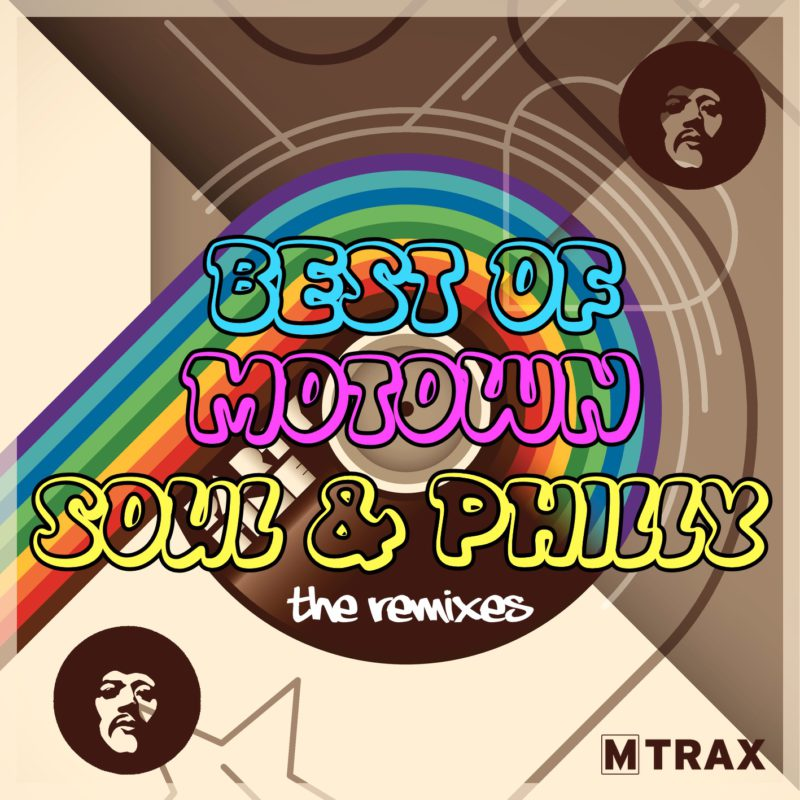 Best of Motown, Soul & Philly – The Remixes - MTrax Fitness Music