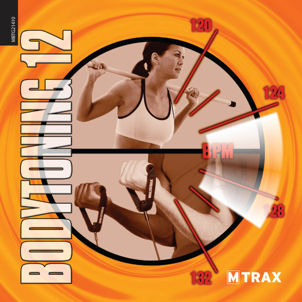 Bodytoning 12 - MTrax Fitness Music
