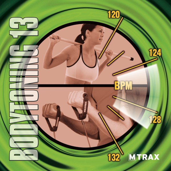 Bodytoning 13 - MTrax Fitness Music
