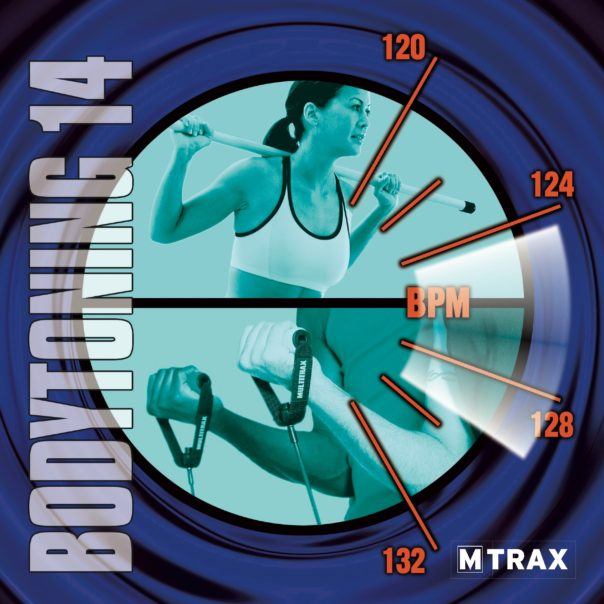 Bodytoning 14 - MTrax Fitness Music