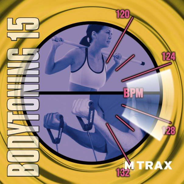 Bodytoning 15 - MTrax Fitness Music