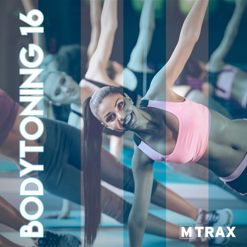 Bodytoning 16 - MTrax Fitness Music