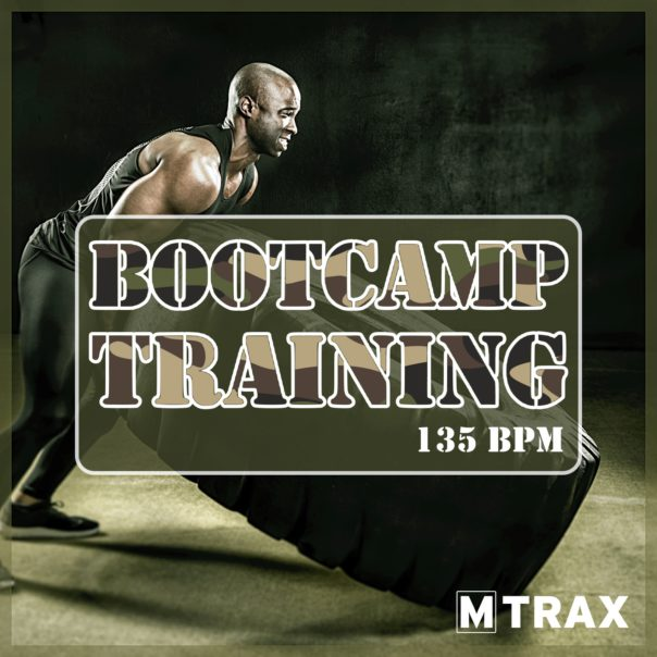 Bootcamp Training - MTrax Fitness Music