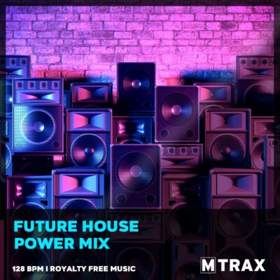 Future House Power Mix - MTrax Fitness Music
