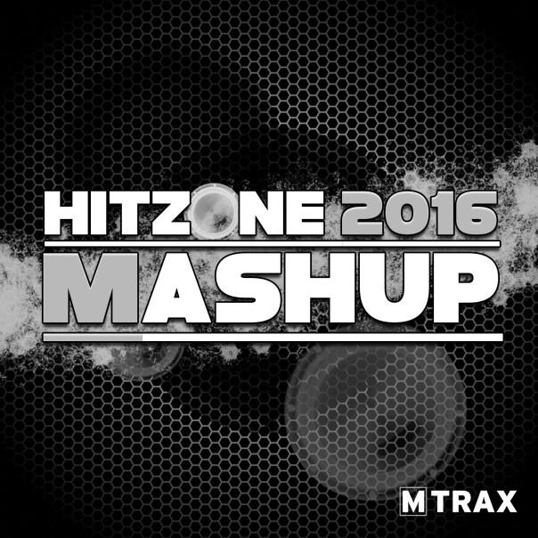Hitzone 2016 Mashup - MTrax Fitness Music