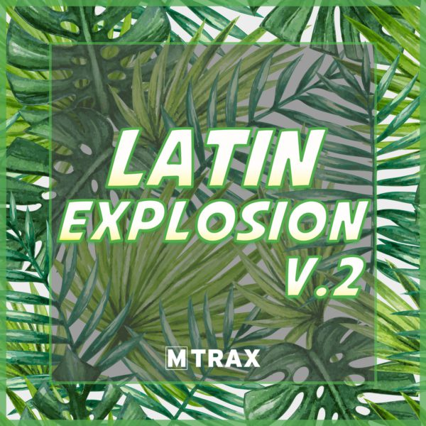 Latin Explosion 2 - MTrax Fitness Music