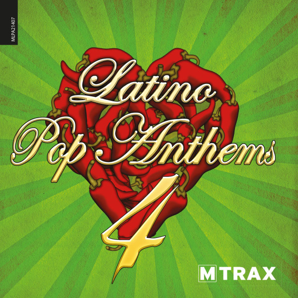 Latino Pop Anthems 4 - MTrax Fitness Music
