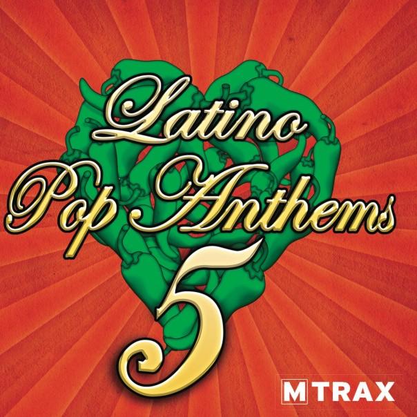 Latino Pop Anthems 5 - MTrax Fitness Music