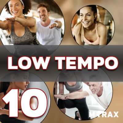 Low Tempo 10 - MTrax Fitness Music