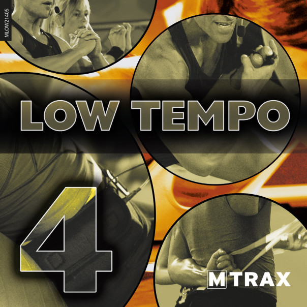 Low Tempo 4 - MTrax Fitness Music