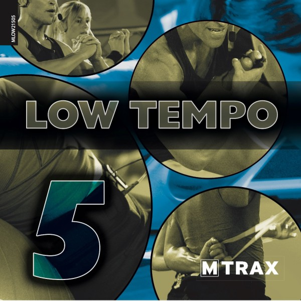 Low Tempo 5 - MTrax Fitness Music