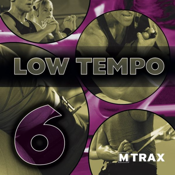Low Tempo 6 - MTrax Fitness Music