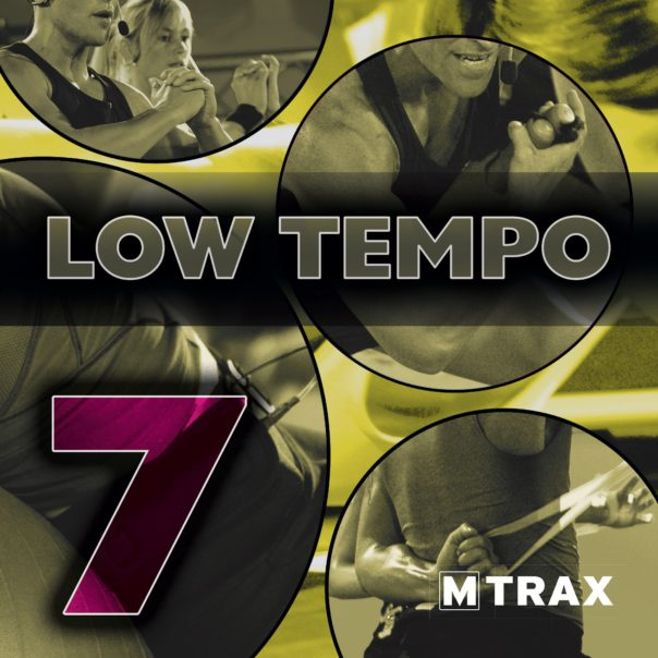 Low Tempo 7 - MTrax Fitness Music