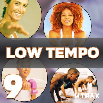 Low Tempo 9 - MTrax Fitness Music