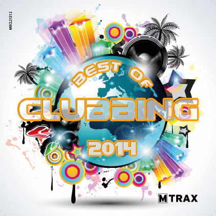 Best of Clubbing 2014 - MTrax Fitness Music