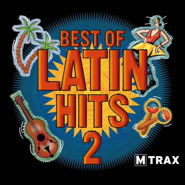 Best of Latin Hits 2 (3CD) - MTrax Fitness Music