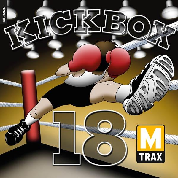Kickbox 18 - MTrax Fitness Music