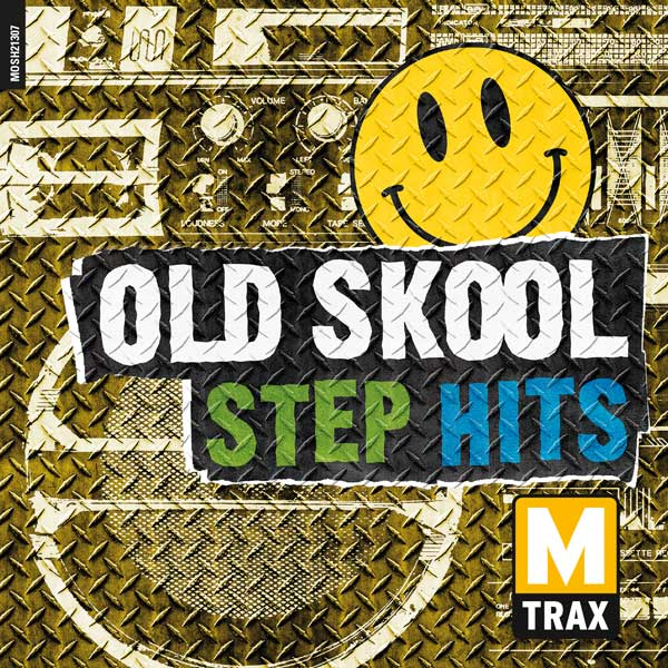 Old Skool Step Hits - MTrax Fitness Music