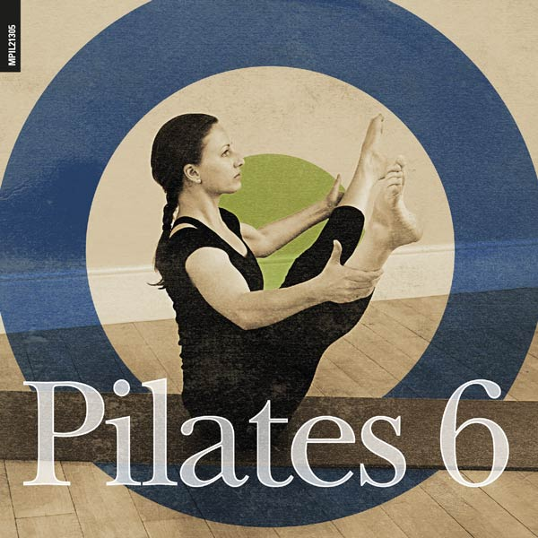 Pilates 06 - MTrax Fitness Music