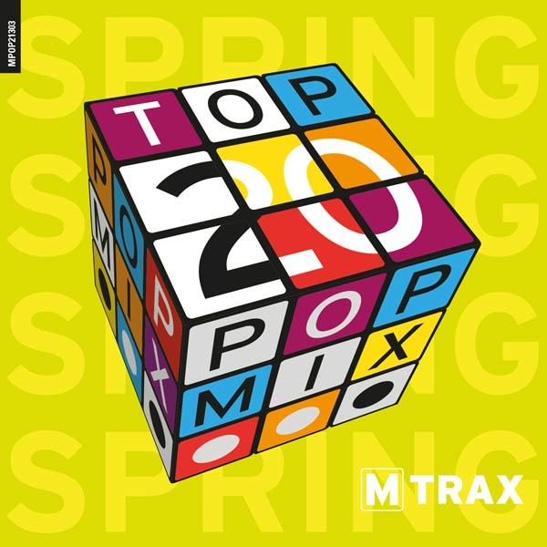 TOP 20 Popmix Spring Edition - MTrax Fitness Music