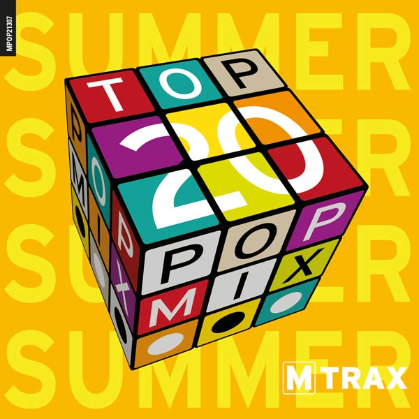 TOP 20 Popmix Summer Edition - MTrax Fitness Music