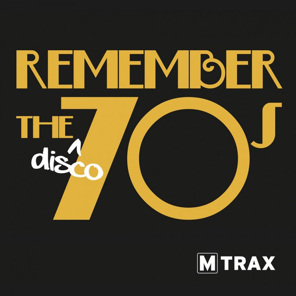 Remember the 70s (3CD) - MTrax Fitness Music