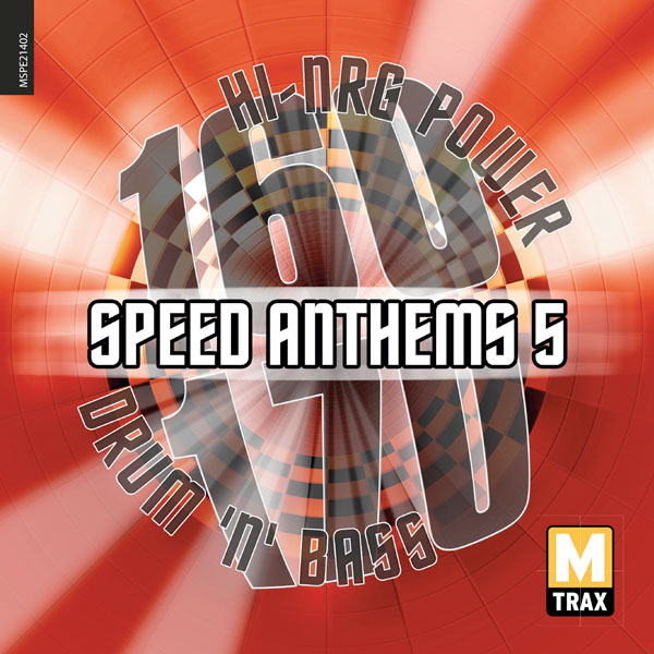 Speed Anthems 05 - MTrax Fitness Music