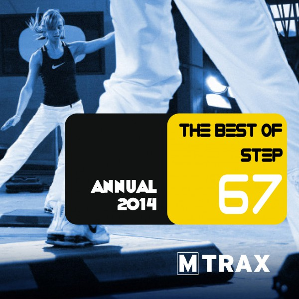 Step 67 Annual 2014 (3CD) - MTrax Fitness Music