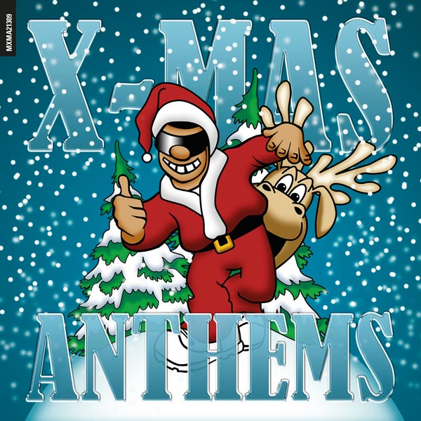 X-Mas Anthems - MTrax Fitness Music