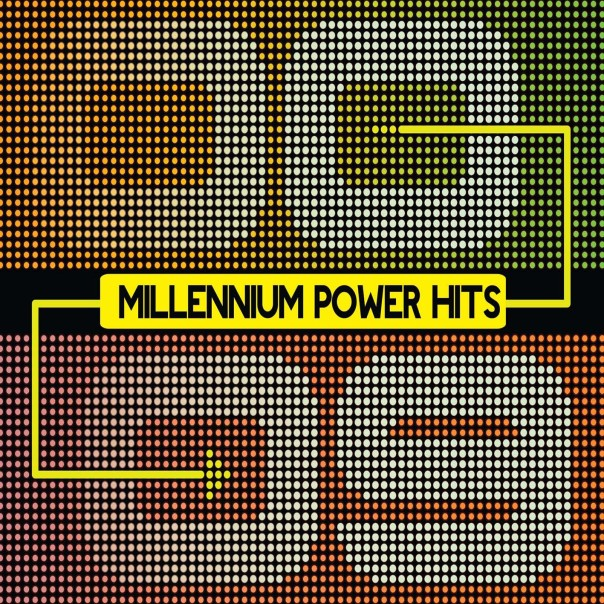 Millennium Power Hits - MTrax Fitness Music