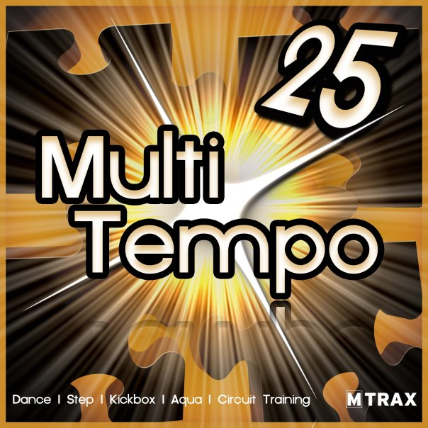 Multi Tempo 25 - MTrax Fitness Music