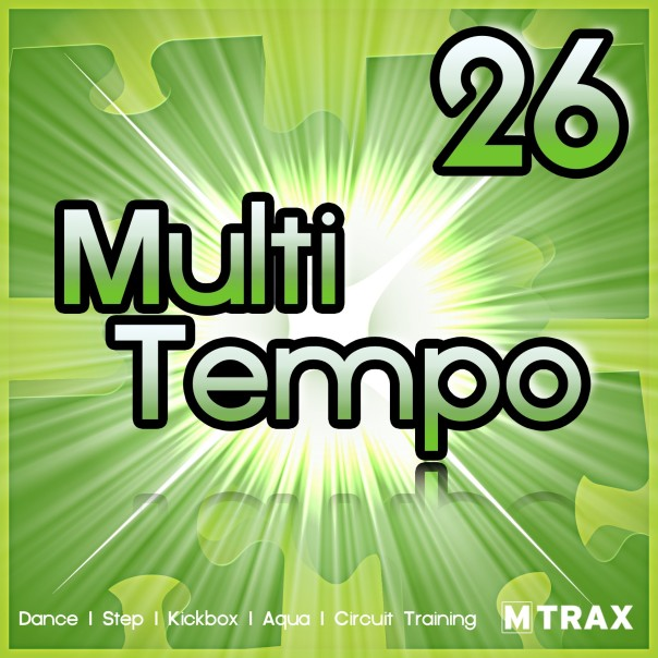 Multi Tempo 26 - MTrax Fitness Music