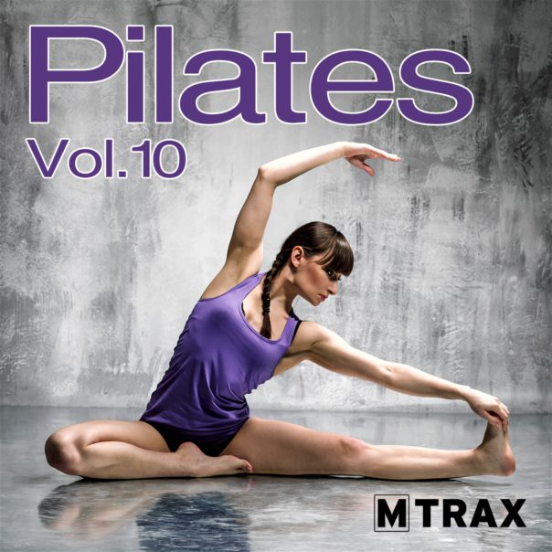 Pilates 10 - MTrax Fitness Music