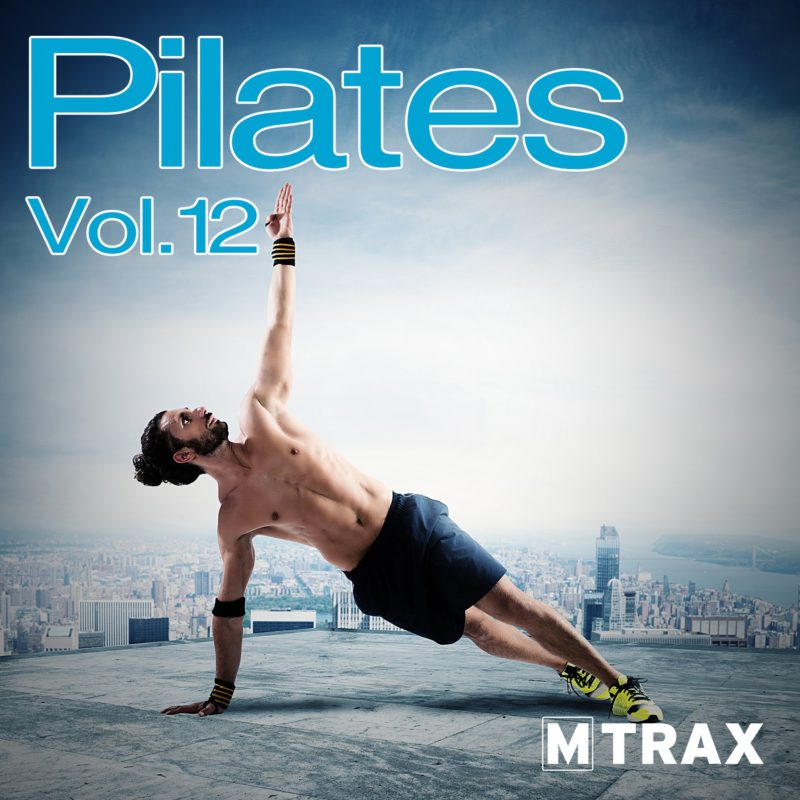 Pilates 12 - MTrax Fitness Music
