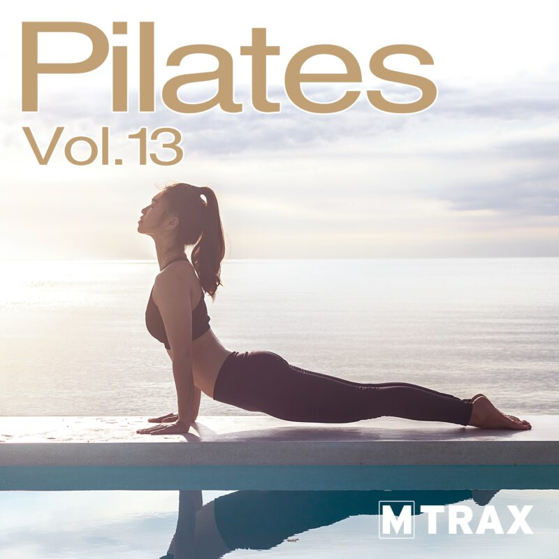 Pilates 13 - MTrax Fitness Music