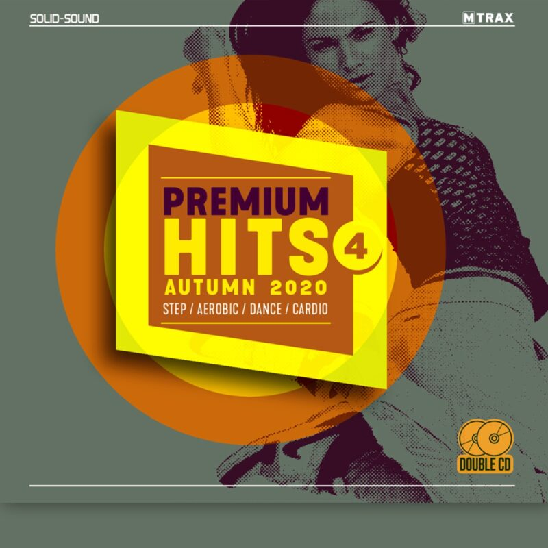 Premium Hits 4 – Autumn 2020 - MTrax Fitness Music