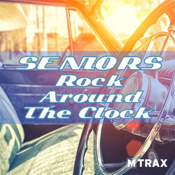 Seniors Rock Around The Clock - MTrax Fitness Music